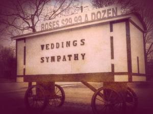 Weddings .